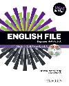 English File Third Edition Beginner Multipack A - Latham-Koenig Christina; Oxenden Clive